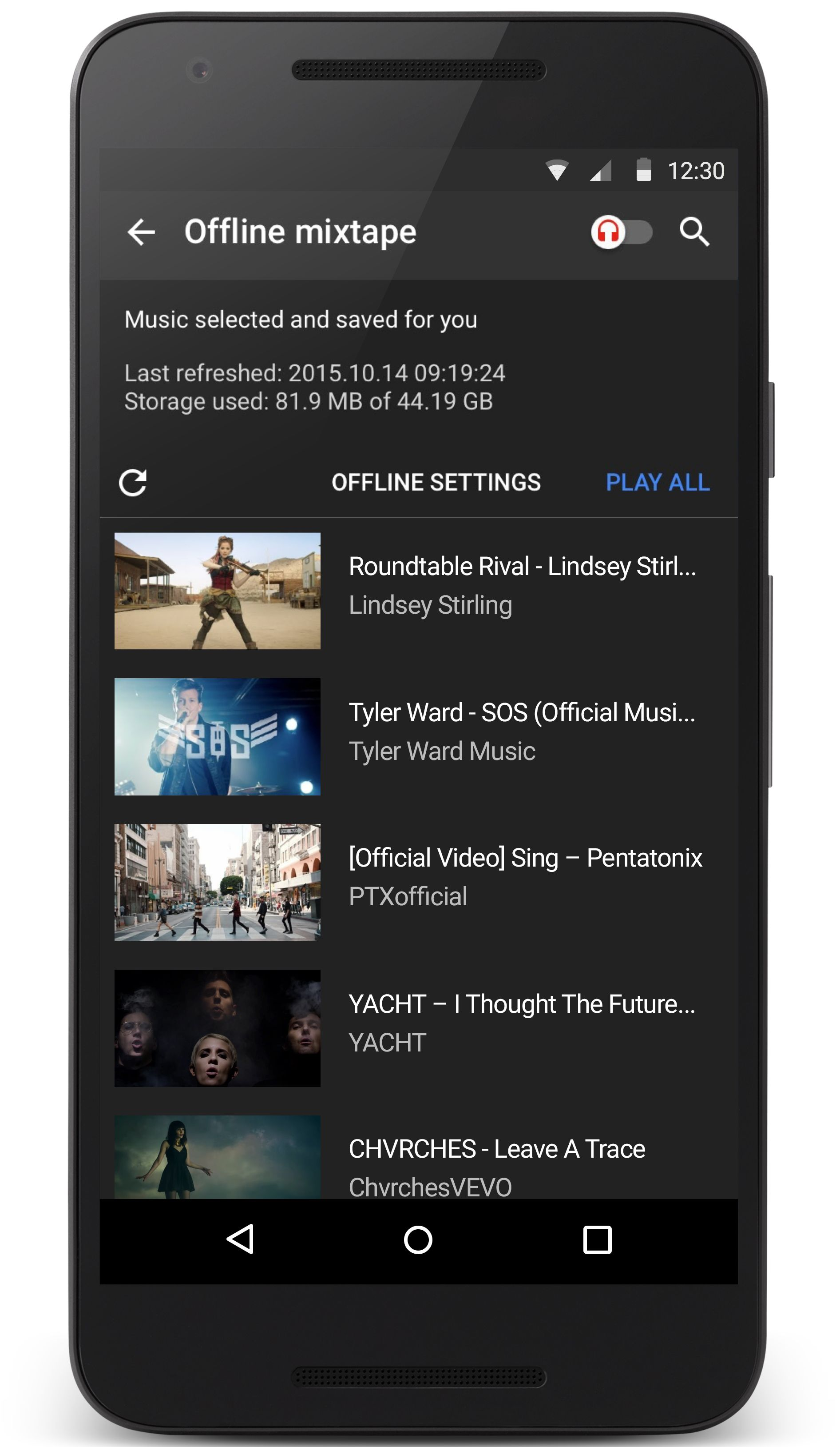 YouTube Launches Its LongAwaited Music App Music app