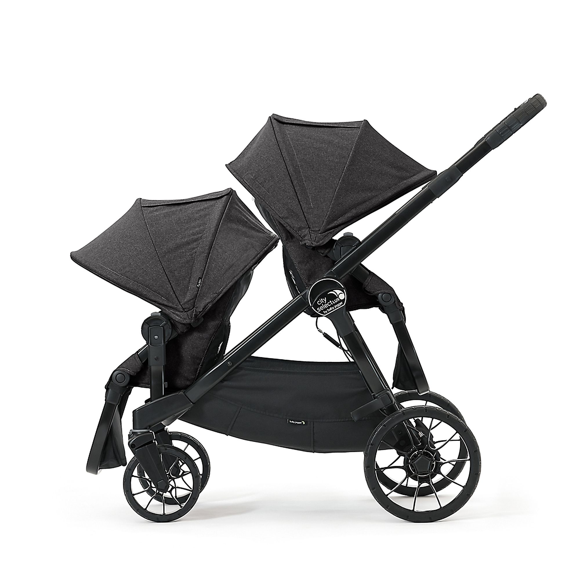 Baby Jogger® City Select® LUX Convertible Stroller with
