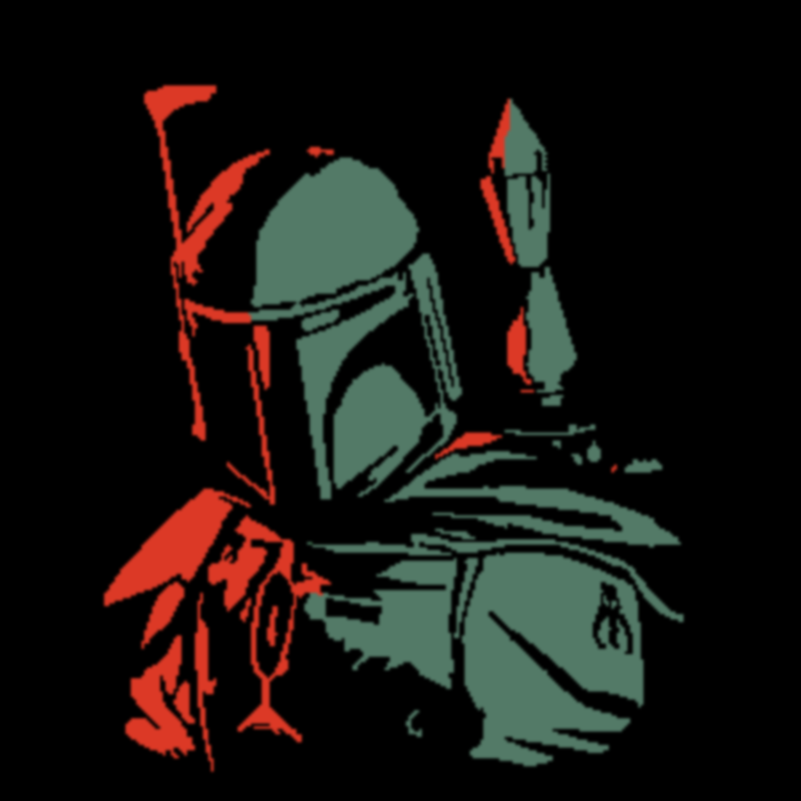 Boba Fett Symbol Wallpapers Icons Fonts Pictures Boba