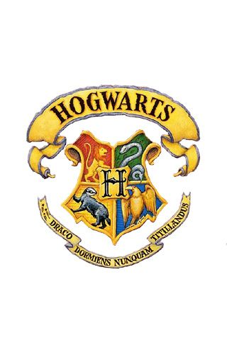 Harry Potter - Hogwarts crest | by Olympos