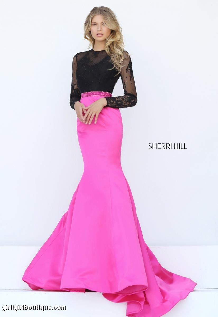 Pin by girli girl prom and pageant on sherri hill prom