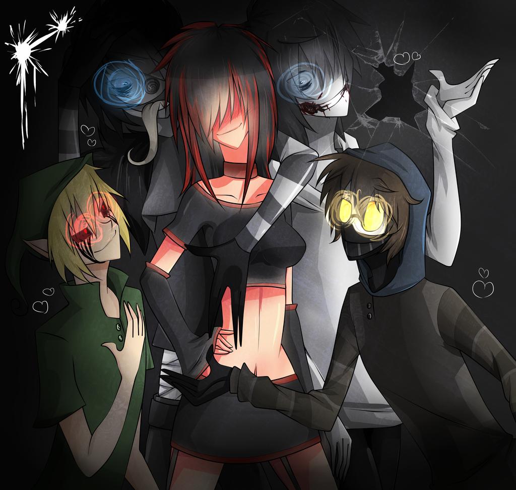 The Proxys and A New Character Creepypasta, Anime, Zodiac