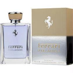 Ferrari Pure Lavender By Ferrari Edt Spray 3 3 Oz Perfume Genius Pure Products Perfume And Cologne