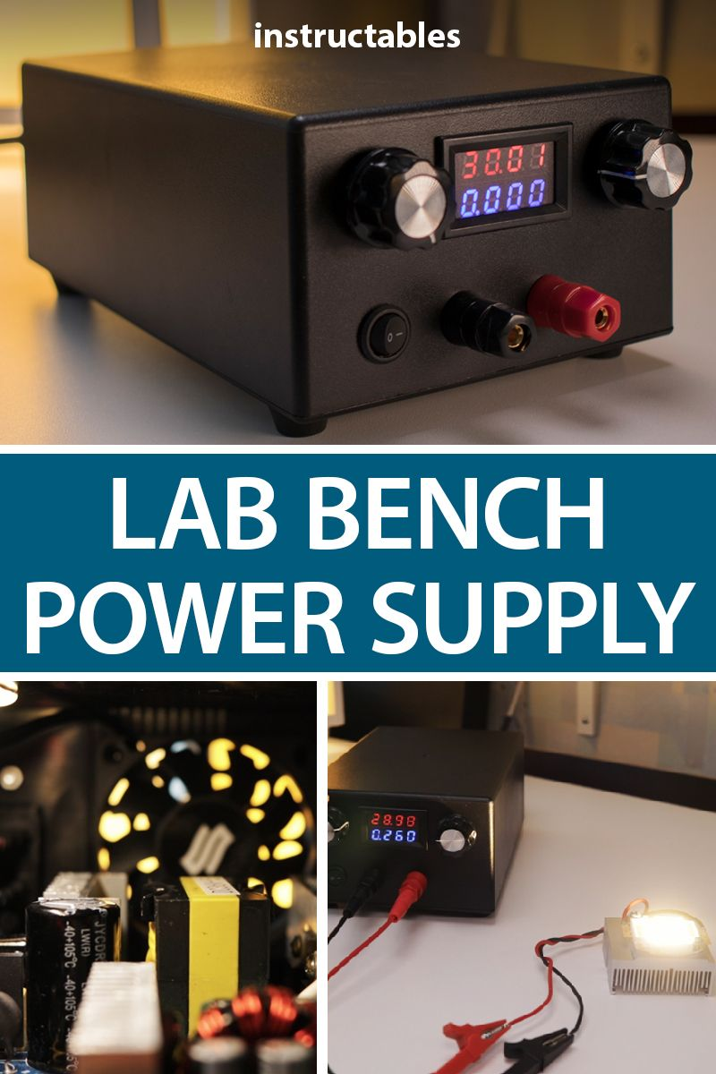 Diy Lab Bench Power Supply Build Tests Shop Electronics