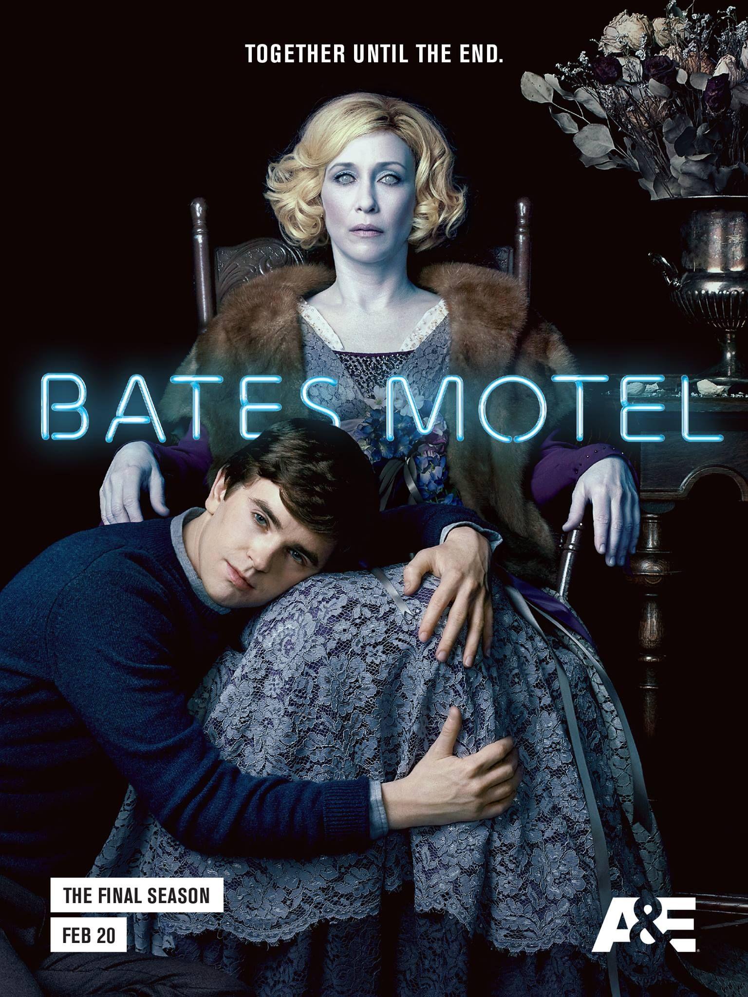 Bates Motel Quinta Temporada Posters Bates Motel Bates Motel Season 5 Bates Motel Movie