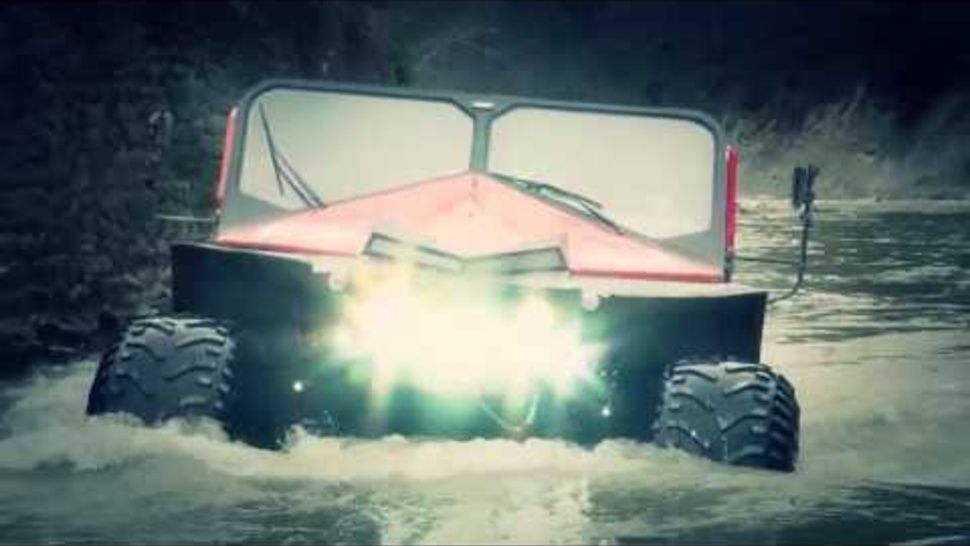 This Might Be The World's Most Badass Rescue Vehicle