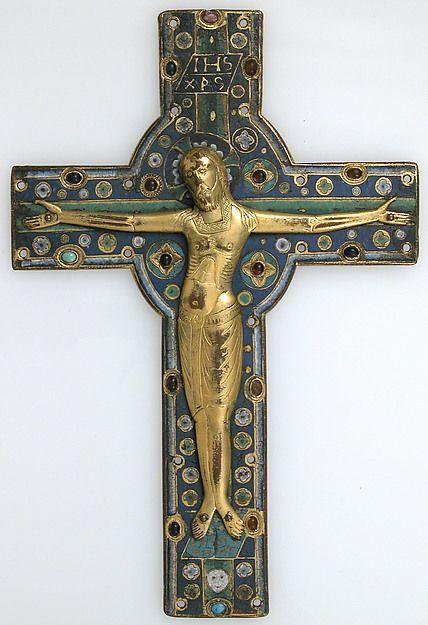 Resultado de imagen de cruz procesional limoges museo arqueologico