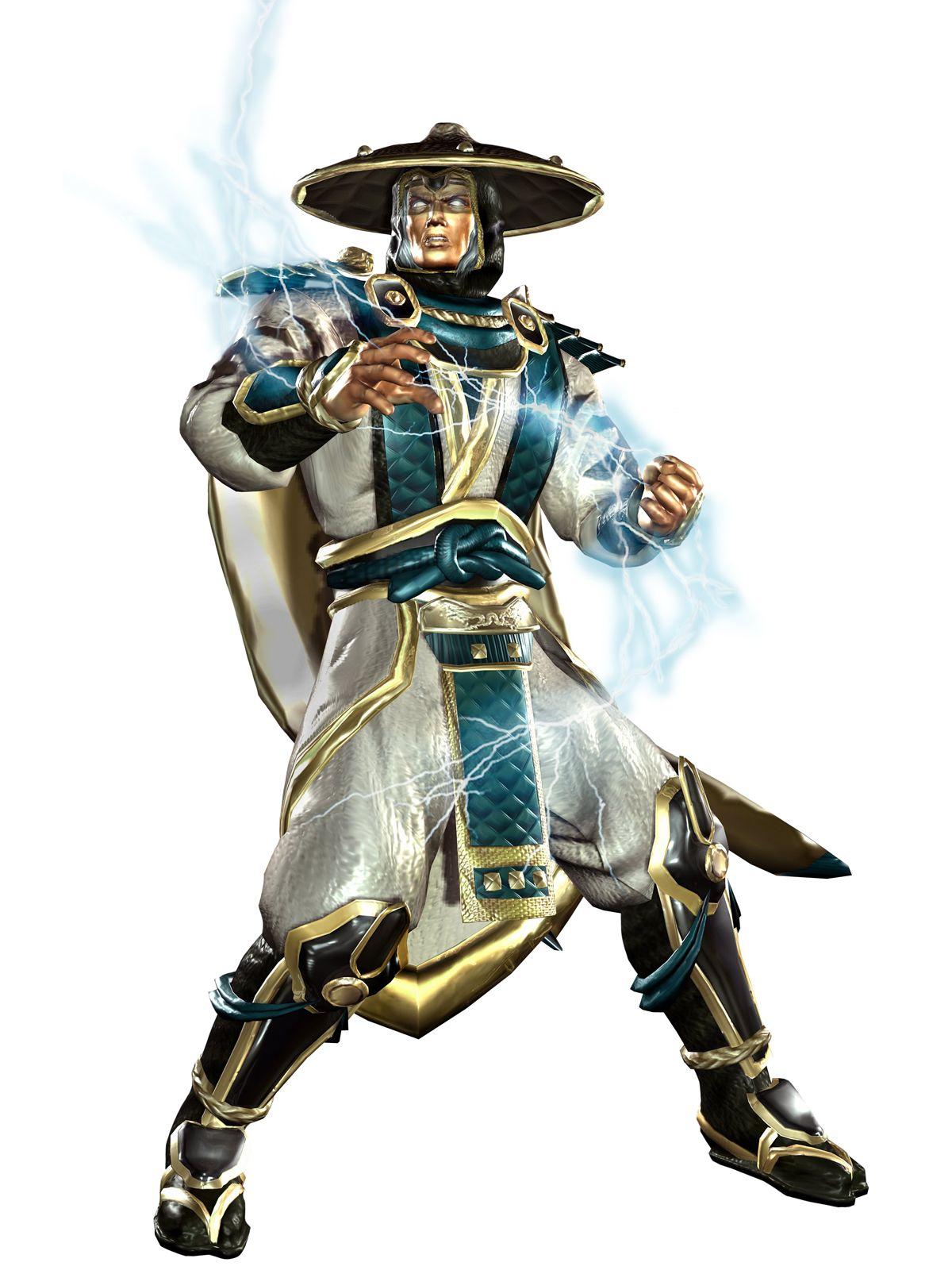 Raiden, mortal kombat Deadly Alliance - Mortal kombat ...