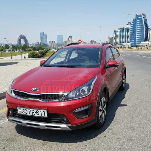 Discount for SUV-class car rental service from Carhirebaku LLC company – book Kia X-line (2019) at a special price: 60₼/daily (when ordering for 3 or more days).  #kia #kiario #kiaxline #kiarioxline #rioxline #bakurentacar #rentacar #rentacars #rentacarbaku #rentalcar #rentalcars #carhire #bakucars #carrental #carhirebaku
