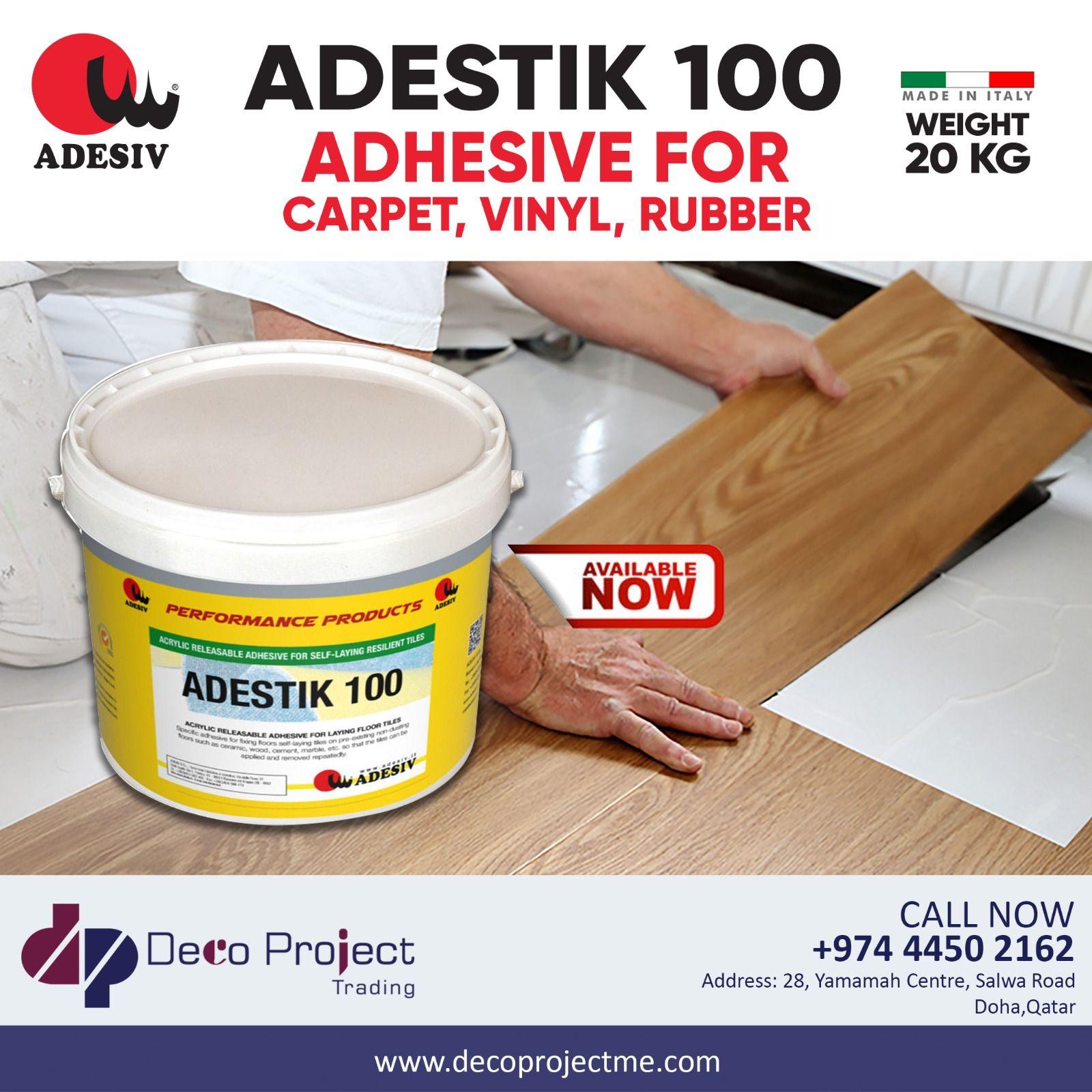 Adhesive For Carpet Floors Qatar