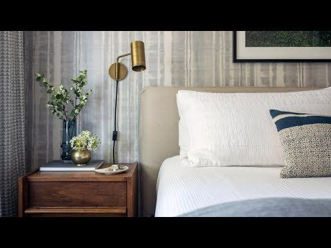Room Tour See An H&H Editor's Small Bedroom Makeover