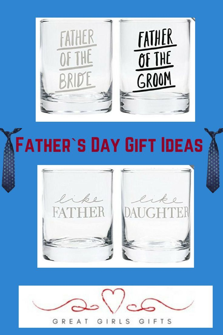 About face designs fatherlike daughter rock glass set and