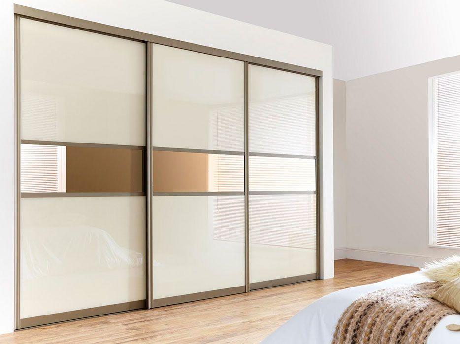 Modern Closet Sliding Doors. Bi-Fold Doors.
