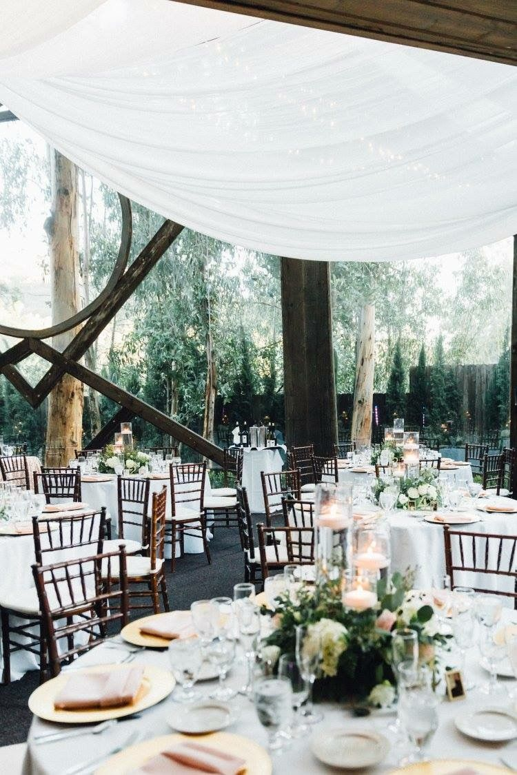 Oak room reception calamigos Ranch (With images