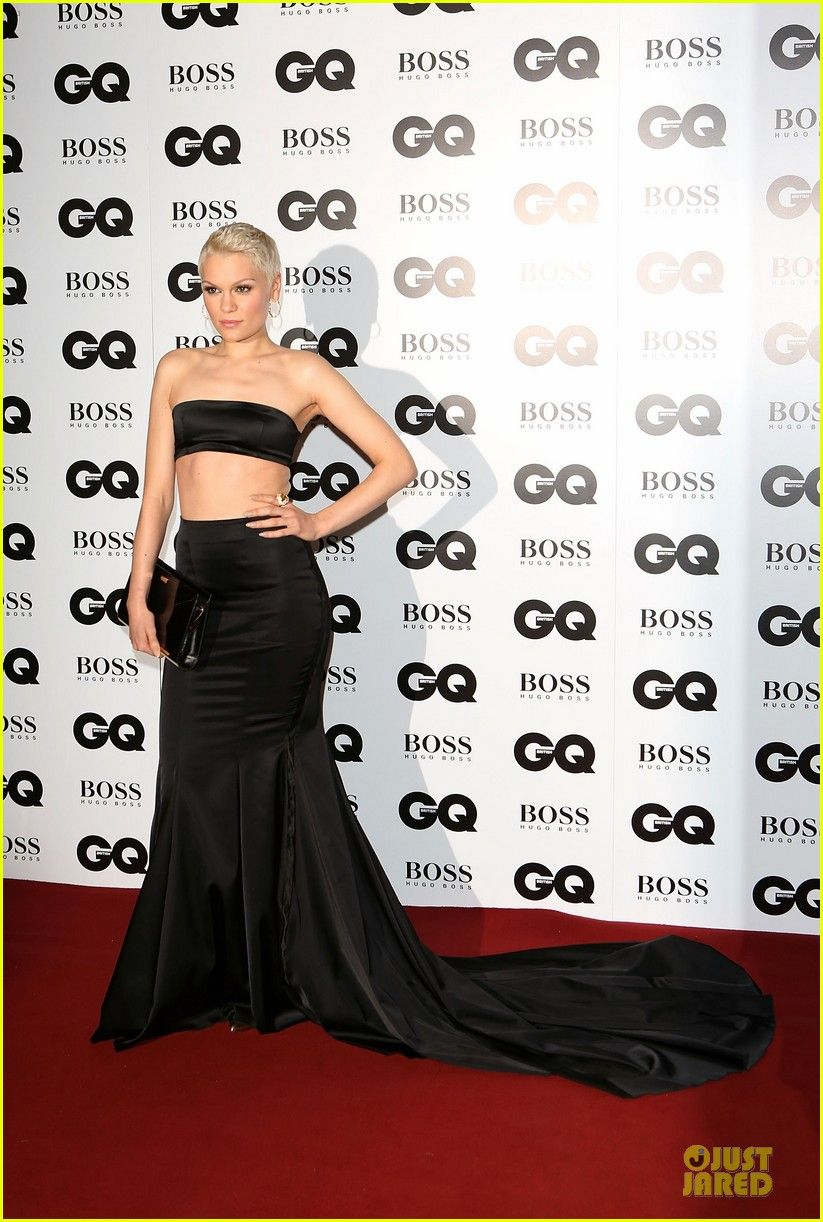 Jessie j gq men of the year awards music artists
