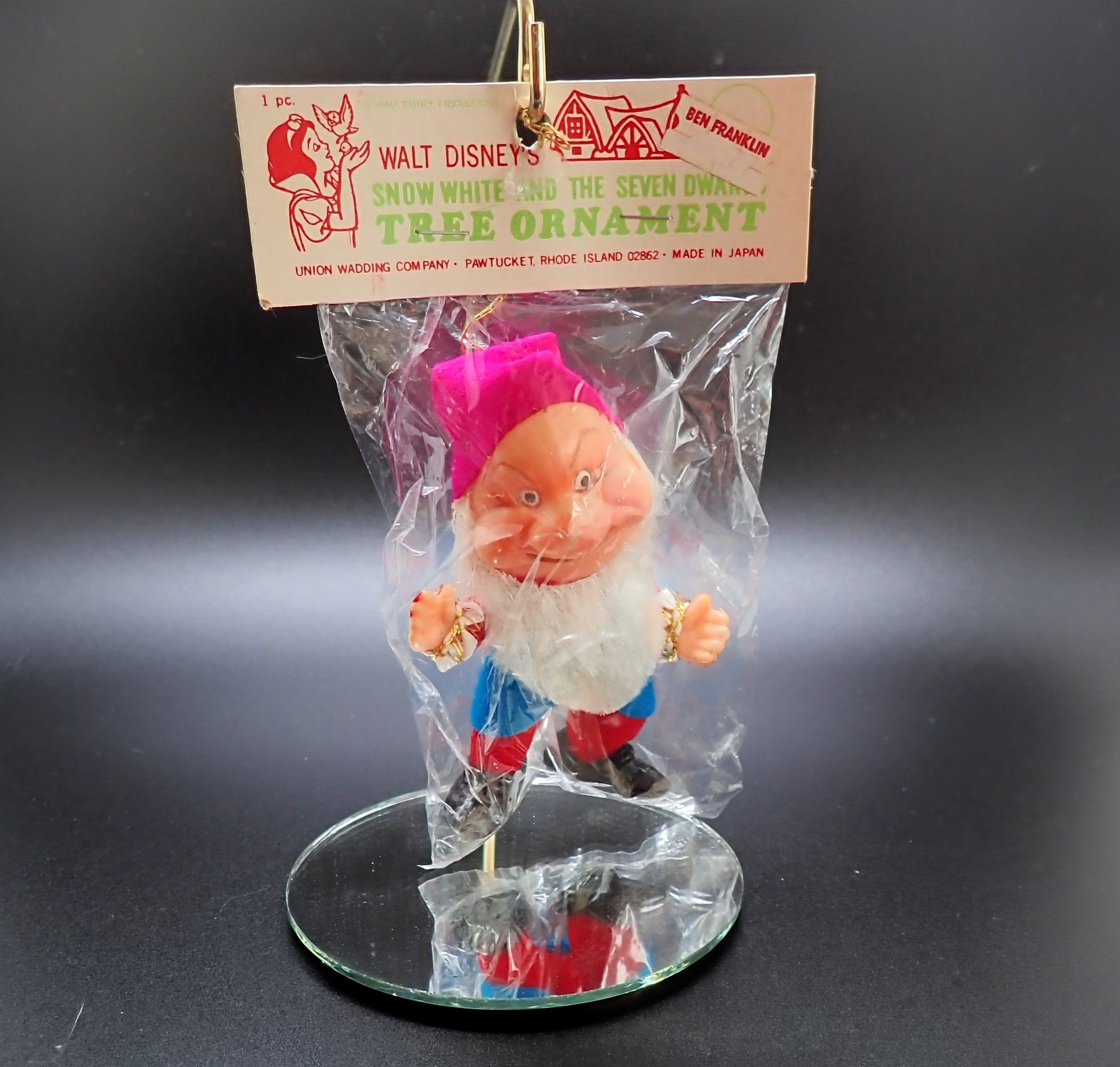 Grumpy Christmas Ornament - Snow White and the Seven ...