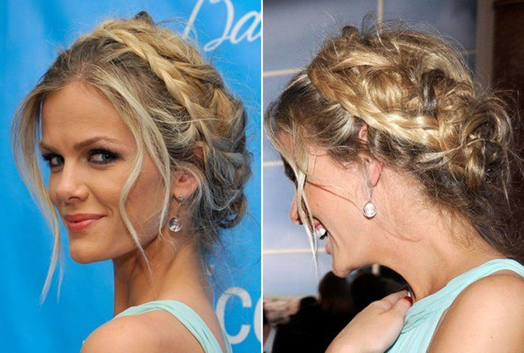 Braided Updo Hairstyles Enchanting Updo Braids Hairstyles Voguish Braided Updo Hairstyle For