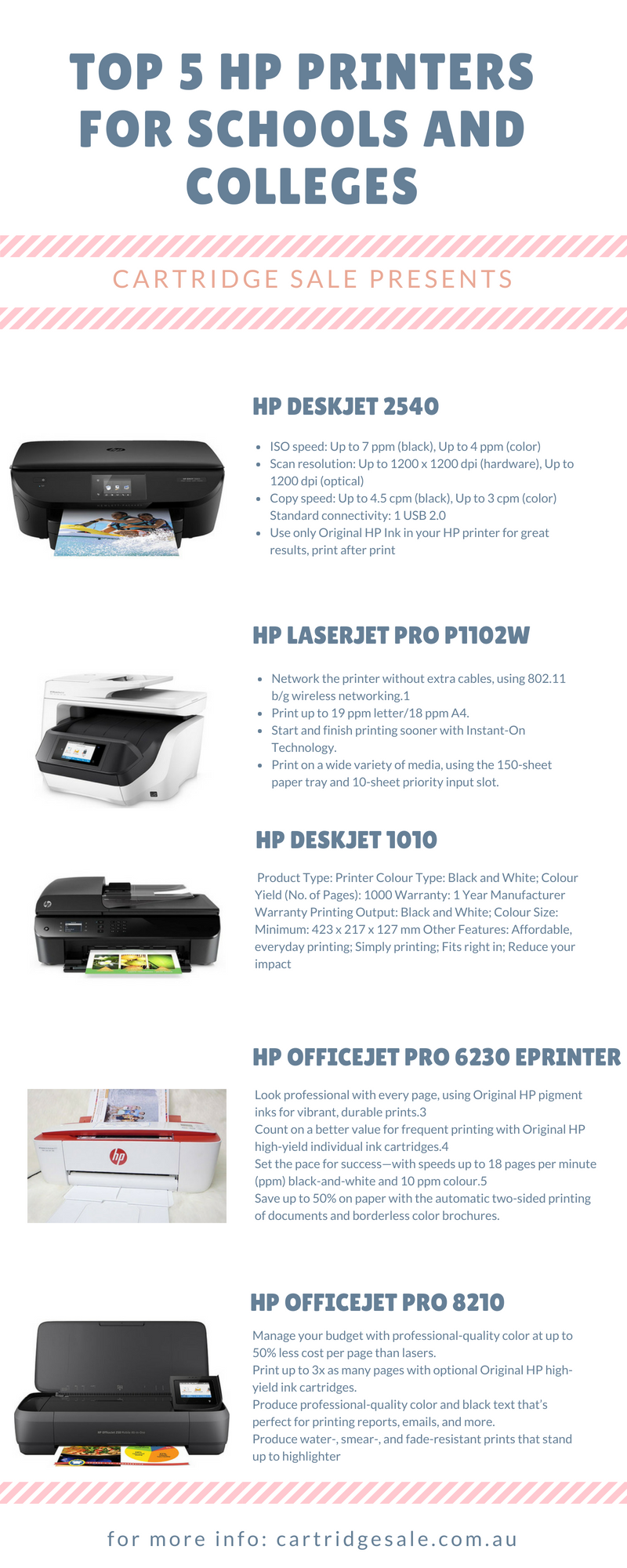 For Getting Improve Printing Quality Less Ink Cartridges