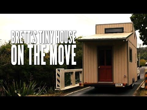 where to park tiny house. A Lot Of People Ask Us About Where To Park Tiny House. In This Video We Tour The Amazing Property Brett Has Placed His Off-the-grid House And