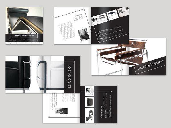 furniture brochure design inspiration - furniture catalogue and brochure design example c a t a
