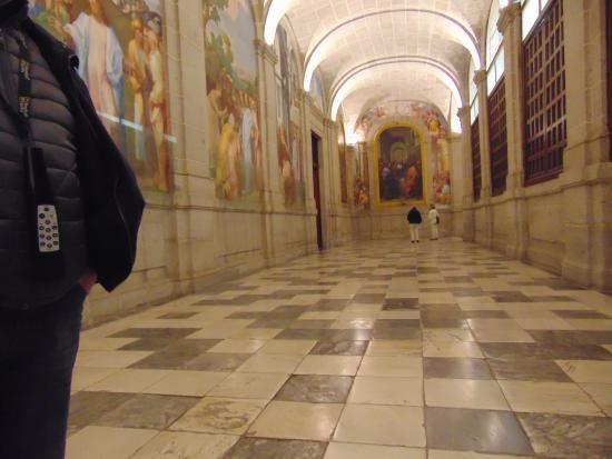 Monastery Of San Lorenzo De El Escorial El Escorial San Lorenzo Monastery