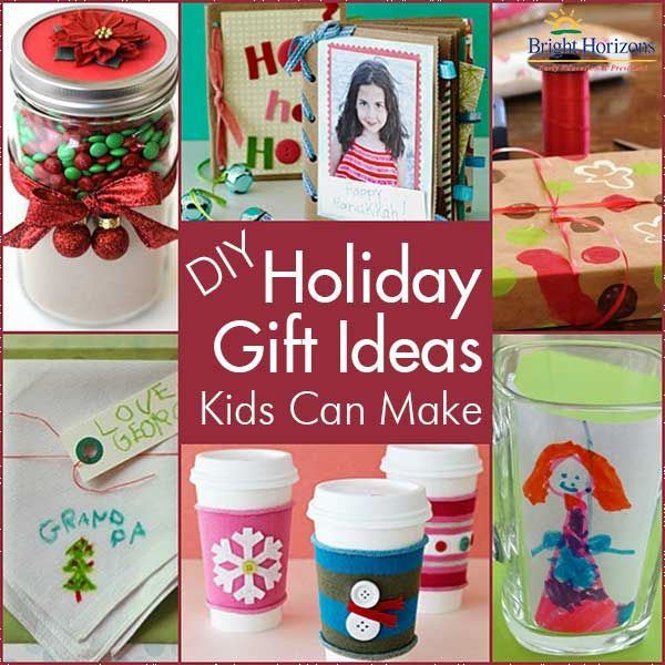 homemade christmas gift ideas for kids