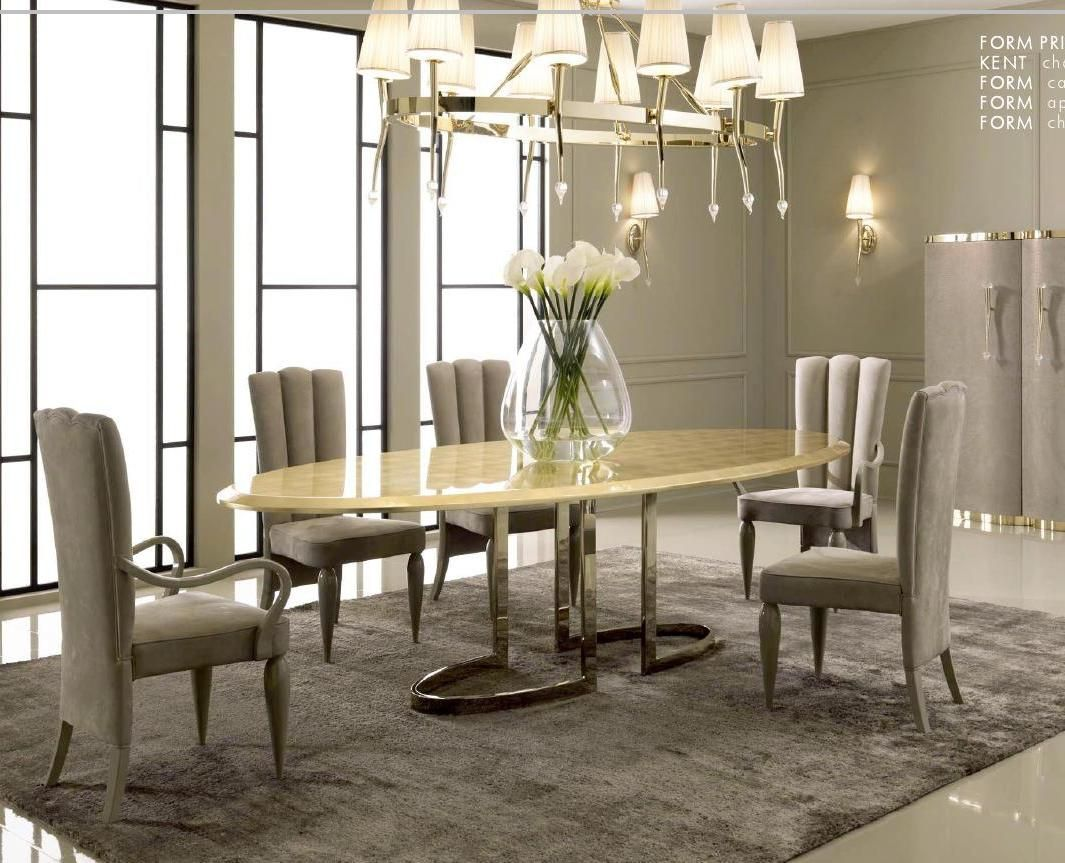 Volpi Sedie ~ Dining room #table #furniture #interior #design volpi classic day