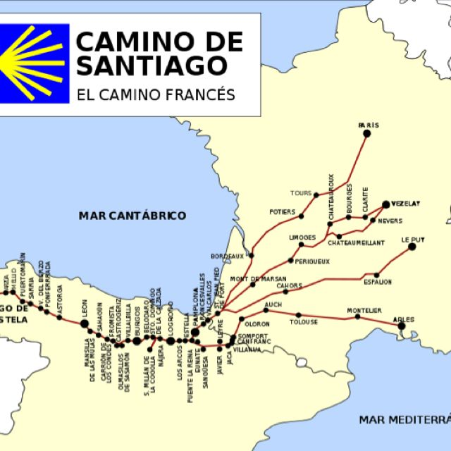 Camino De Santiago - one day- yes I will...