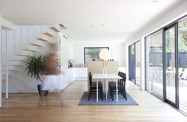 Traditional Modern Mix Design Of Lima House