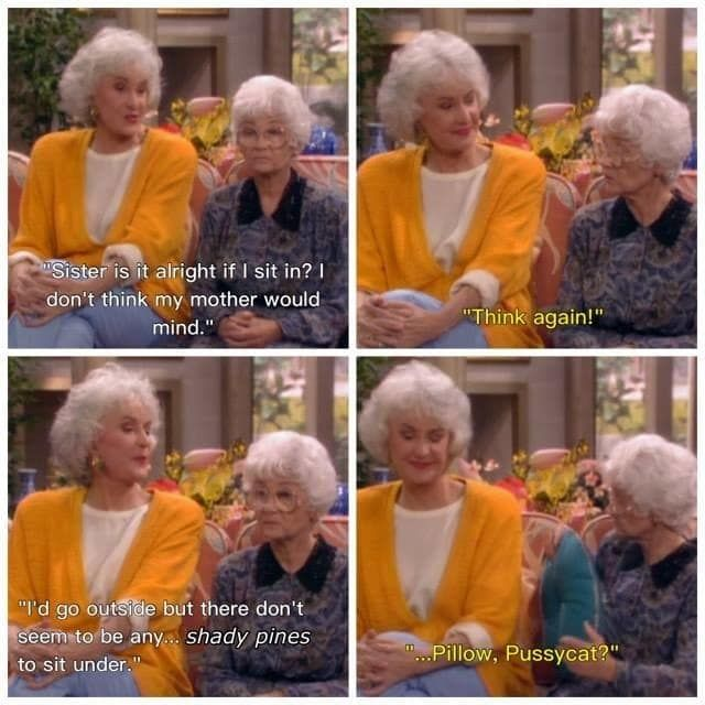 21 Times Dorothy Zbornak From The Golden Girls Just Wasn T