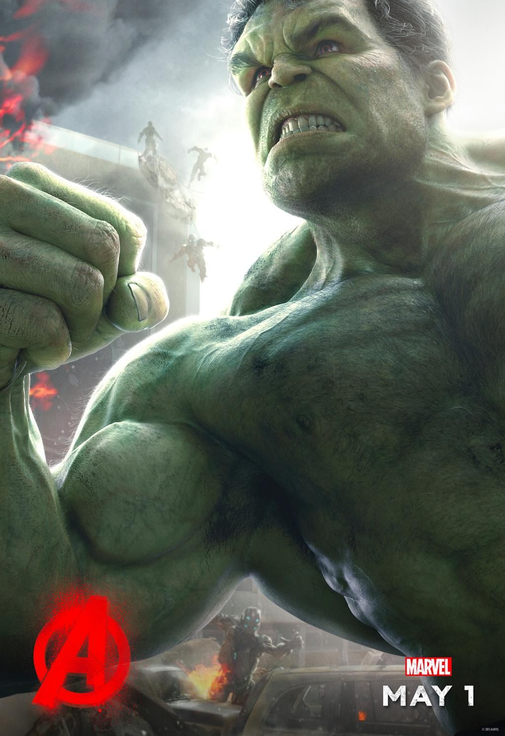 Mark Ruffalo on | Hulk avengers, Avengers age and Hulk poster