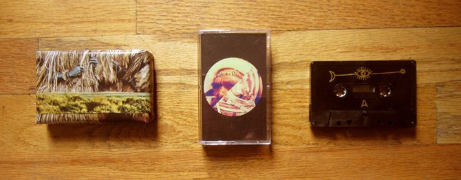 Young Magic Cassette