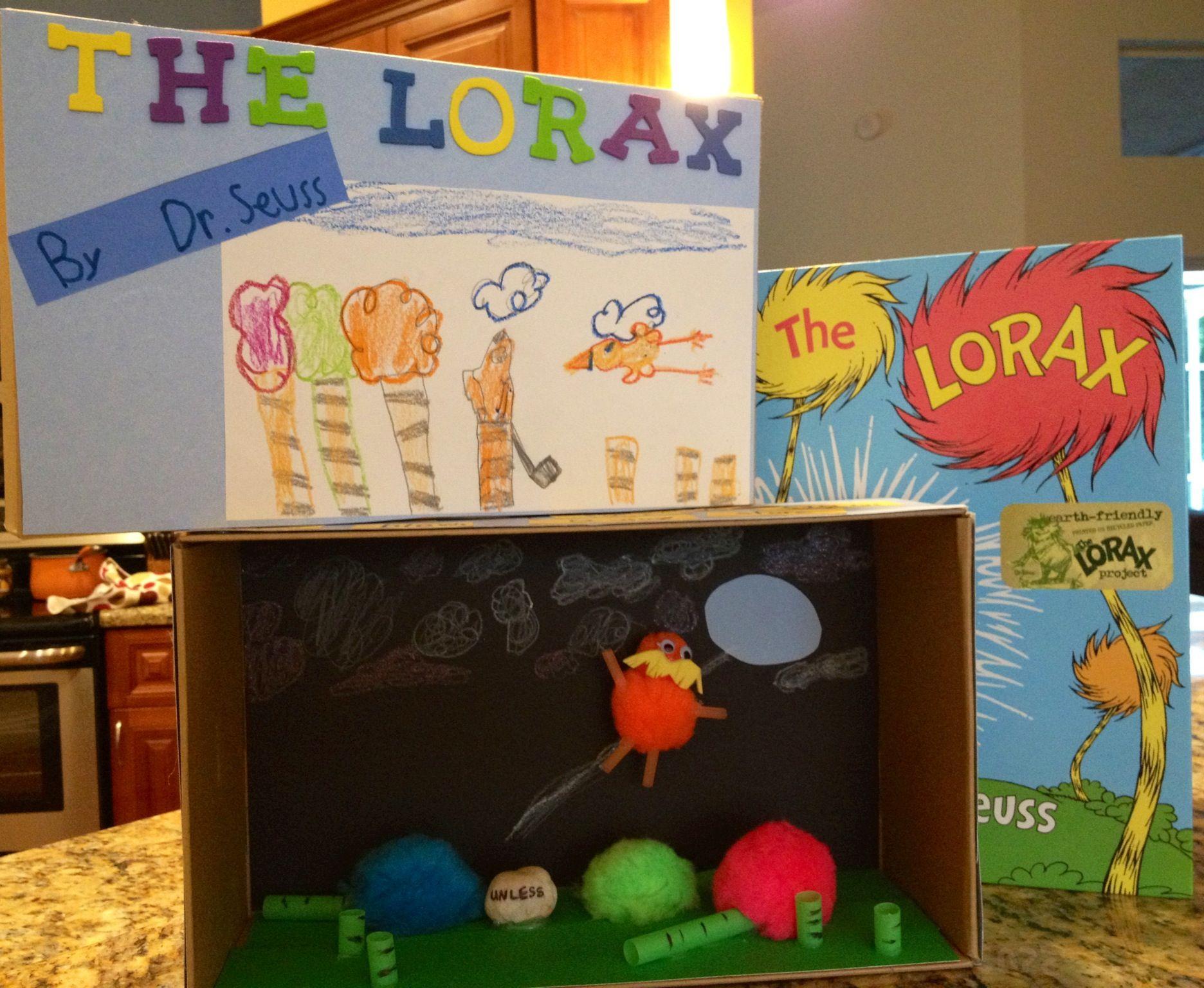First Grade Dr Seuss Project