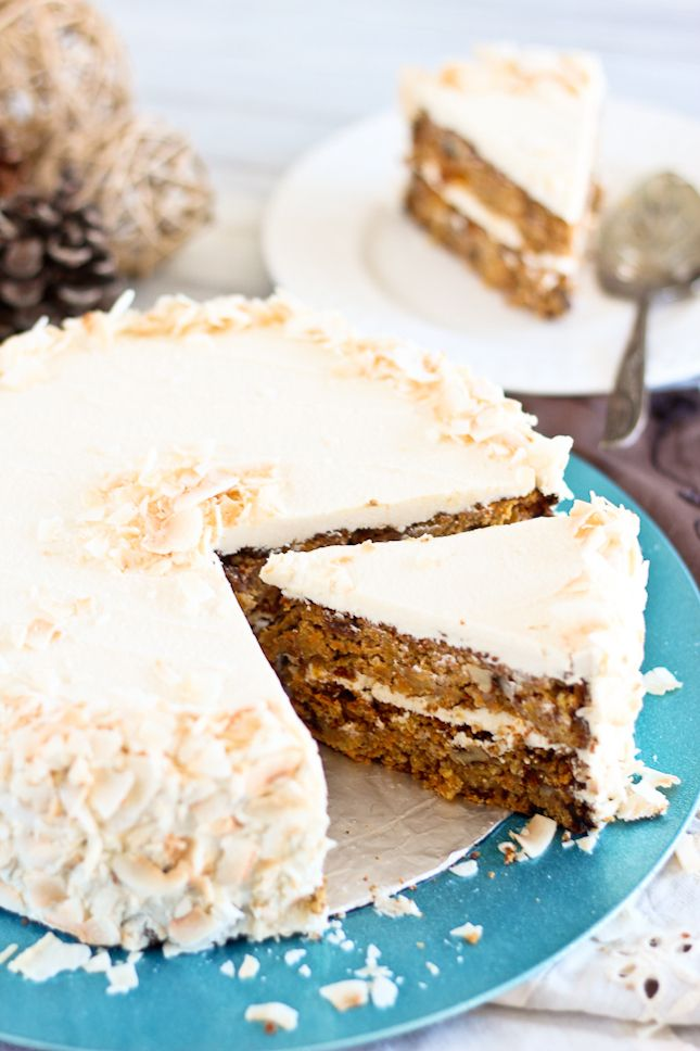 Guess What This Carrot Cake Is Paleo Friendly Nom Nom Nom From