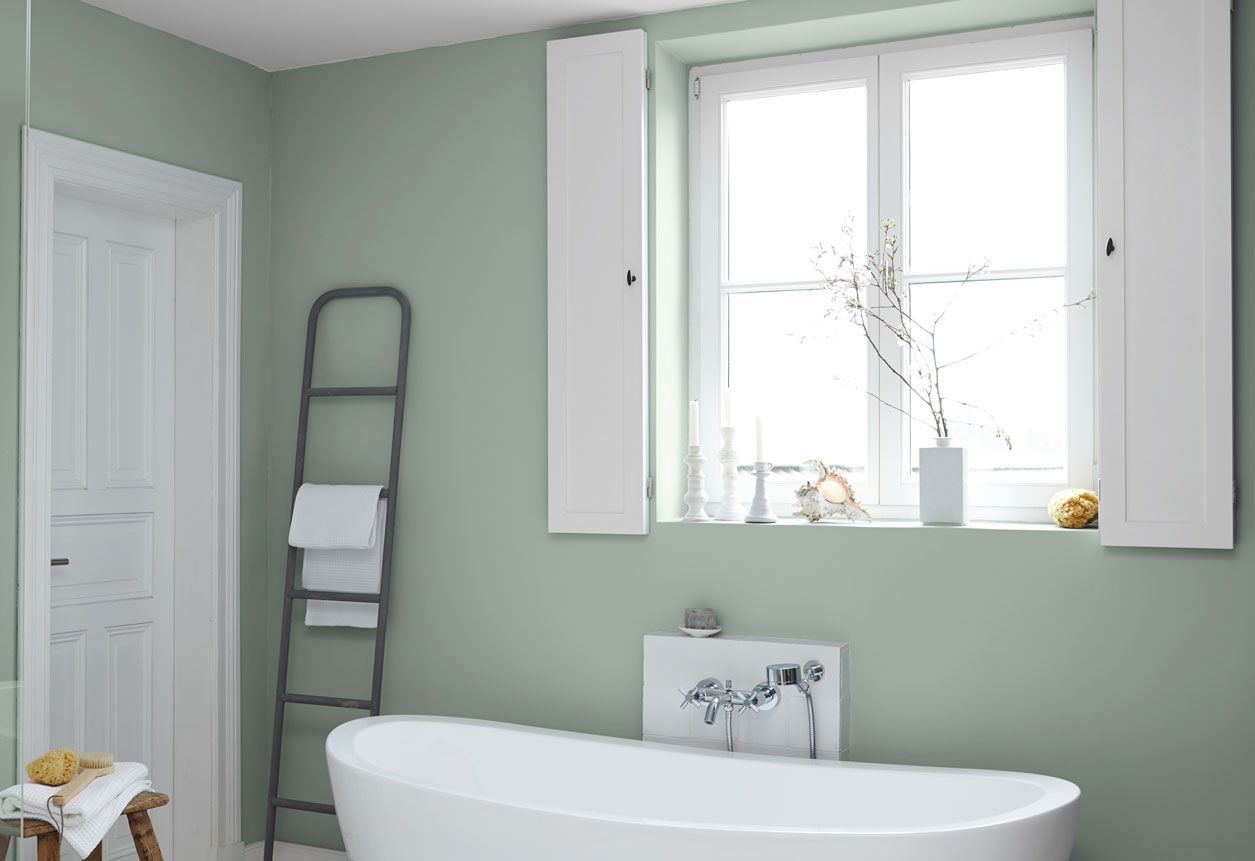 alpina feine farben farbfamilie gr n bathrooms pinterest feine farben gr n und farben. Black Bedroom Furniture Sets. Home Design Ideas
