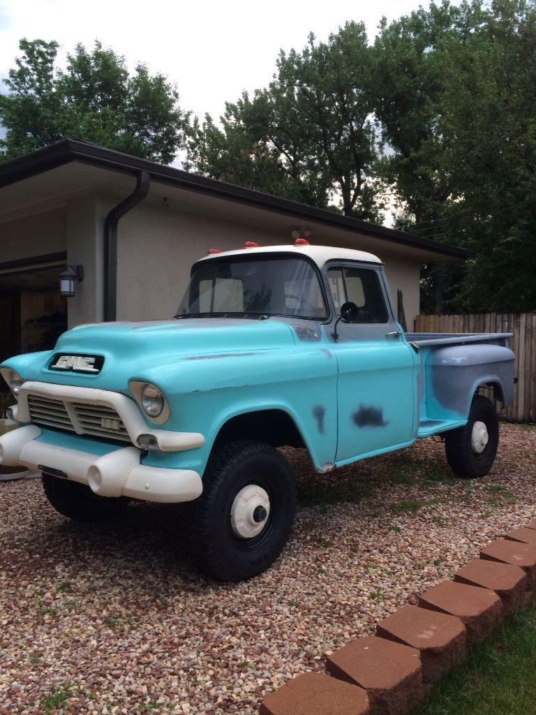 1957 Gmc Napco 100 4x4s Pinterest Trucks Chevy Truck 4x4 1959 Chevrolet