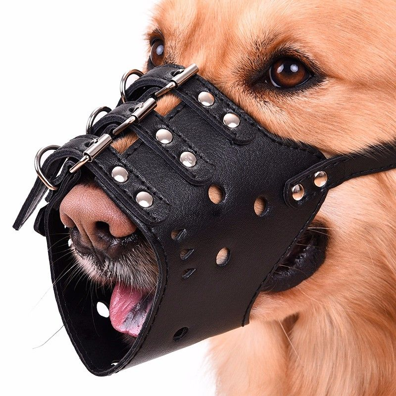 Free shipping product protect pet mouth dog mouth cover