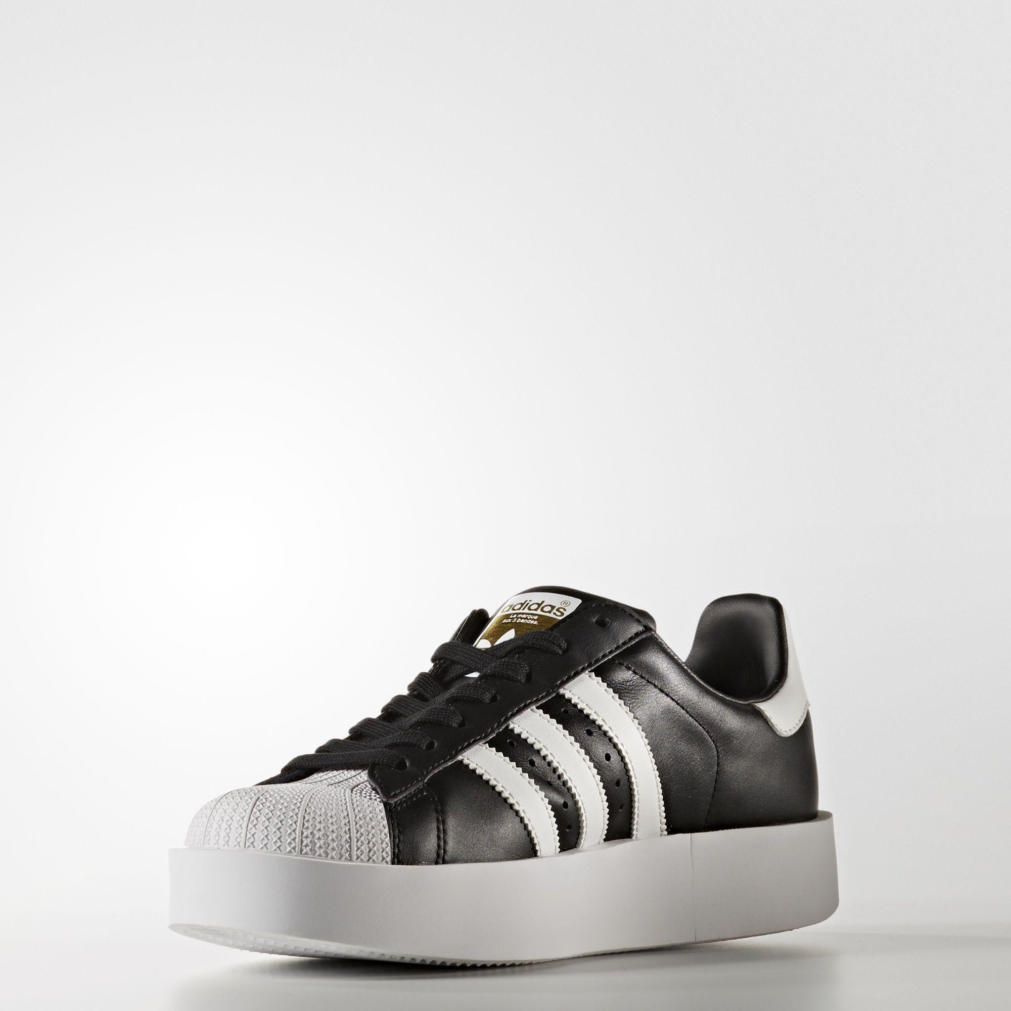 adidas Chaussure Superstar Bold Platform | Adidas shoes