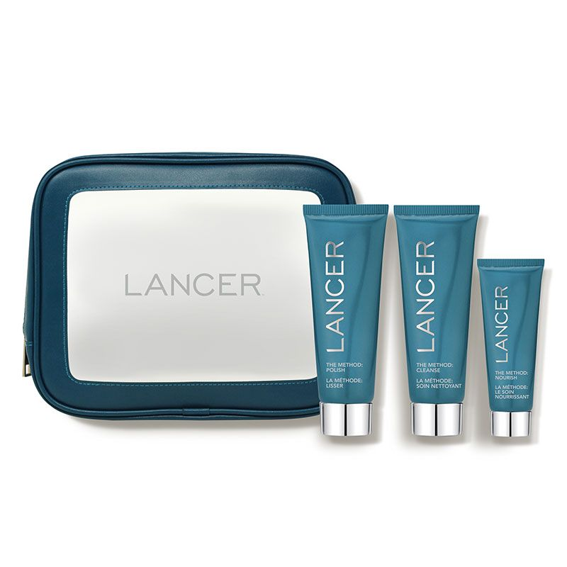 Lancer Skincare The Method Normal Combination Skin Kit Dermstore Skin Brightening Mask Lancer Skincare Skin Brightening