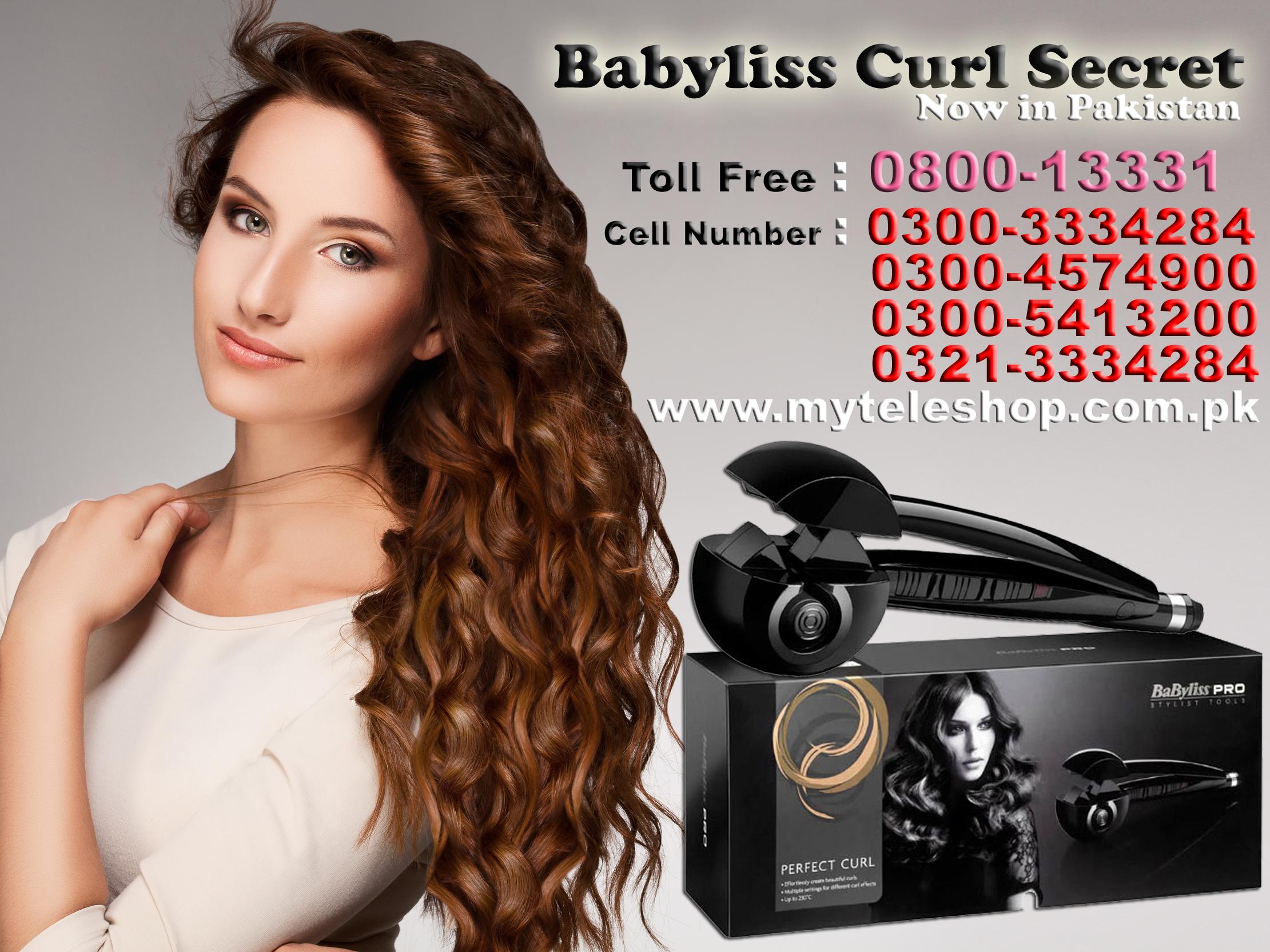 krøllejern babyliss perfect curl