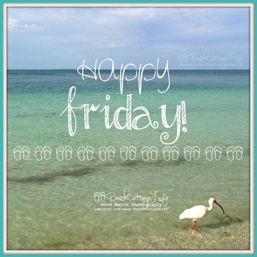 Happy Friday Beach Weekend quotes
