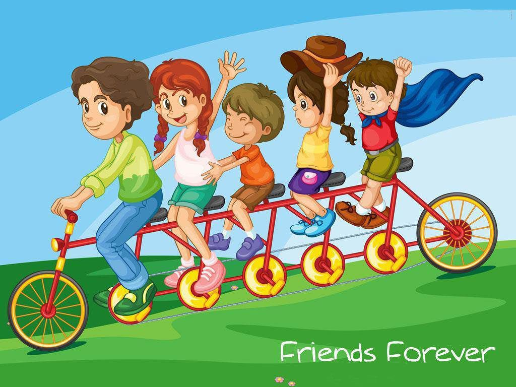 Friendship day wallpapers free download 1024768 friendship day 50 beautiful friendship day greetings designs and quotes august 6 kristyandbryce Images