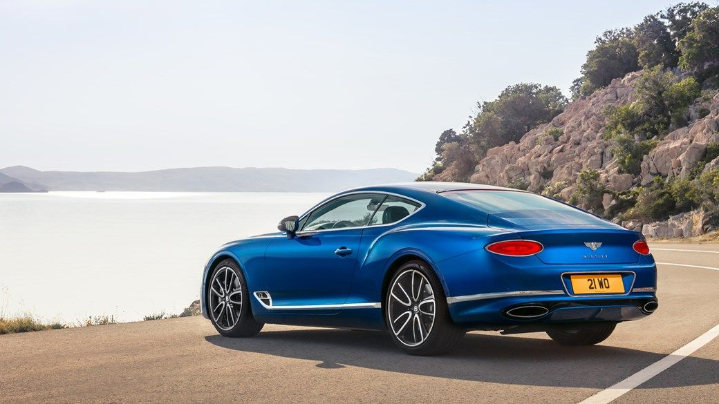 New Bentley Continental Gt Number 1 Edition By Mulliner Bentley