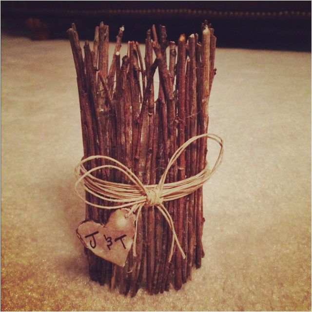 My Twig Candle Holder Crafty Pinterest