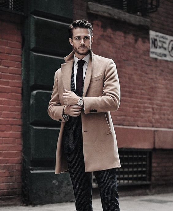 Business Professional Guys Winter Outfits Fashion Ideas