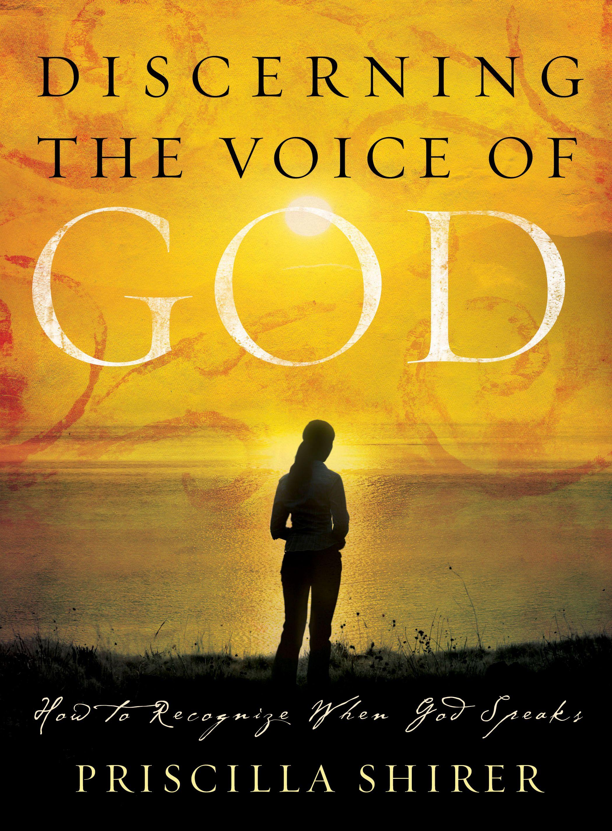 Discerning The Voice Of God Workbook Revised Ed Priscilla