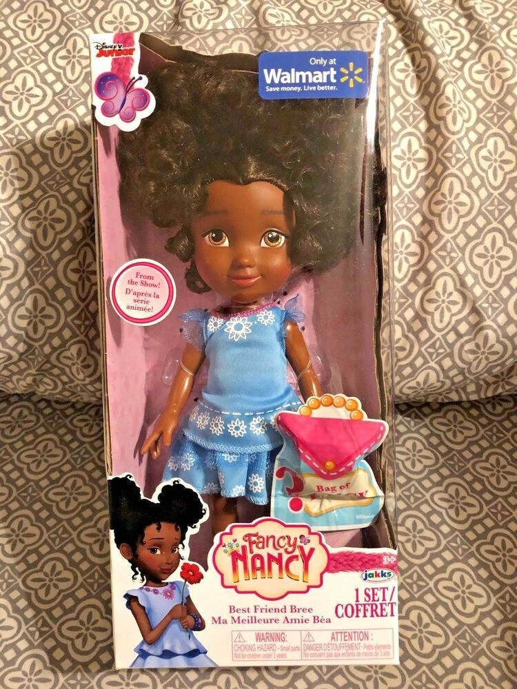 "Fancy Nancy Doll ""Best Friend Bree"" FancyNancy Nancy"