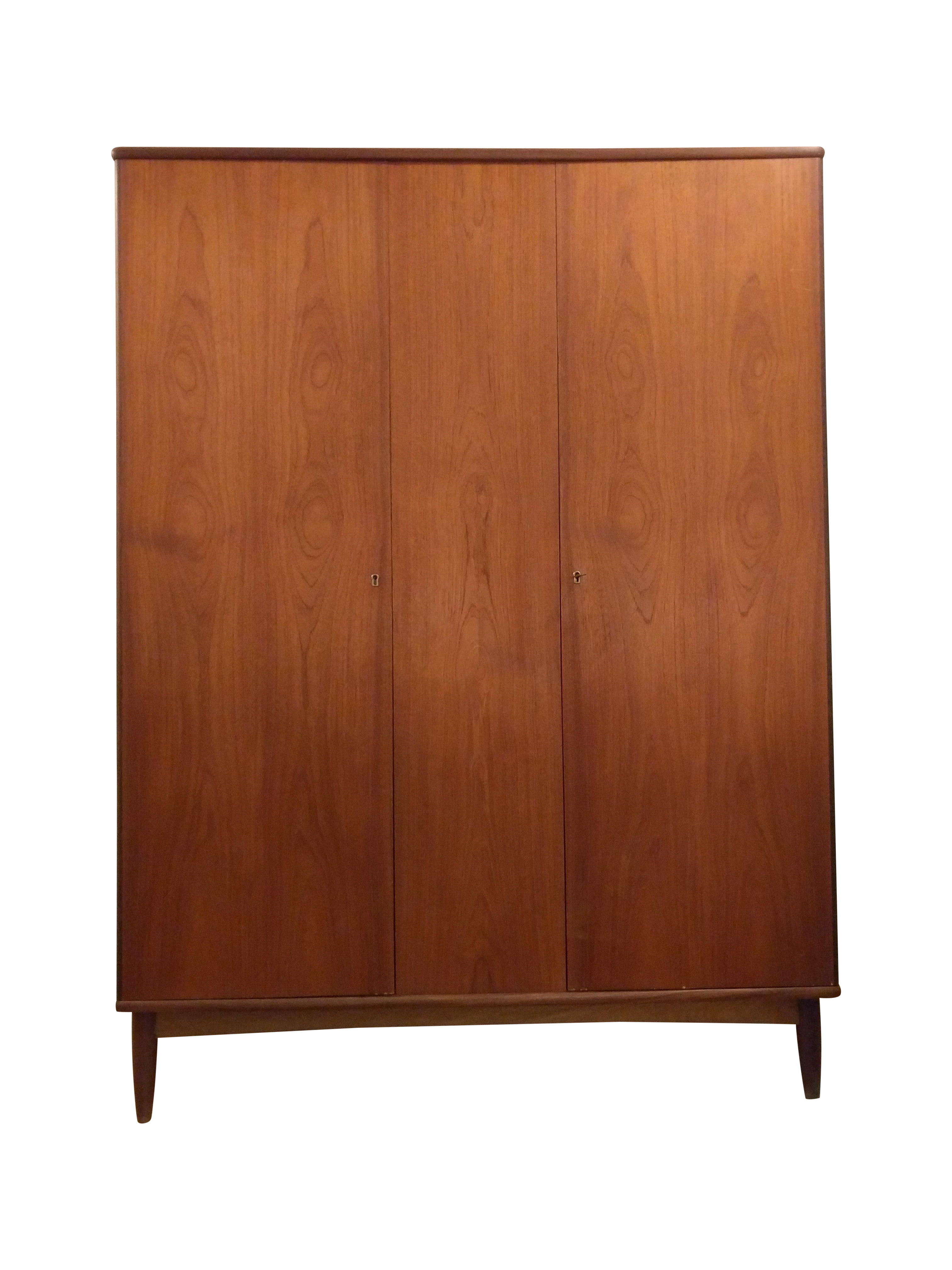 Armoires Dressings Mid Century Finnish Dressing Armoire On Chairish For The