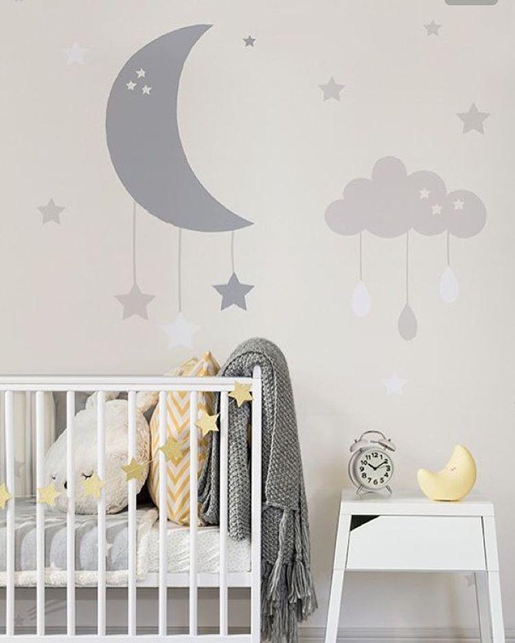 Grey lemon & white perfect gender neutral nursery