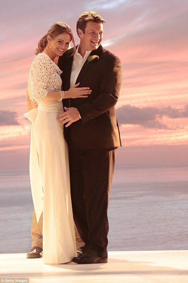 Stana Katic reveals she wed longtime boyfriend Kris Brkljac